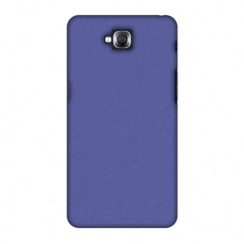Carbon Fibre Redux Electric Violet 6 Slim Hard Shell Case For LG G Pro Lite D686
