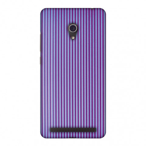Carbon Fibre Redux Electric Violet 8 Slim Hard Shell Case For ASUS Zenfone 6 A600CG