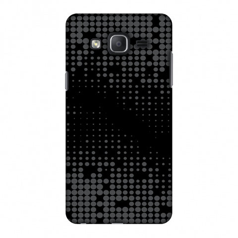 Carbon Fibre Redux 13 Slim Hard Shell Case For Samsung Galaxy On 7