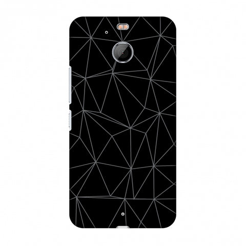 Carbon Fibre Redux 15 Slim Hard Shell Case For HTC Bolt