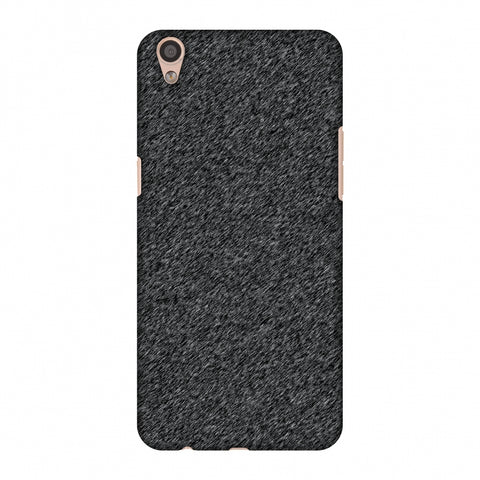 Carbon Fibre Redux 16 Slim Hard Shell Case For Oppo F1 Plus