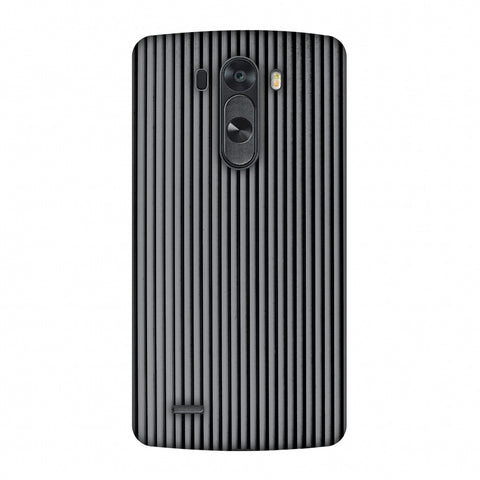 Carbon Fibre Redux 17 Slim Hard Shell Case For LG G4