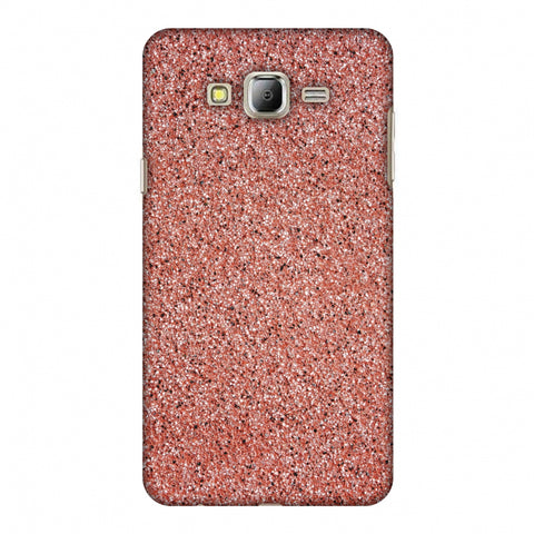 Coral Marble Slim Hard Shell Case For Samsung Galaxy On 8