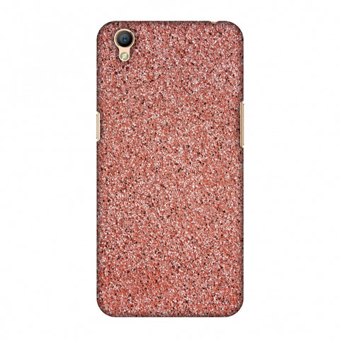 Coral Marble Slim Hard Shell Case For Oppo A37