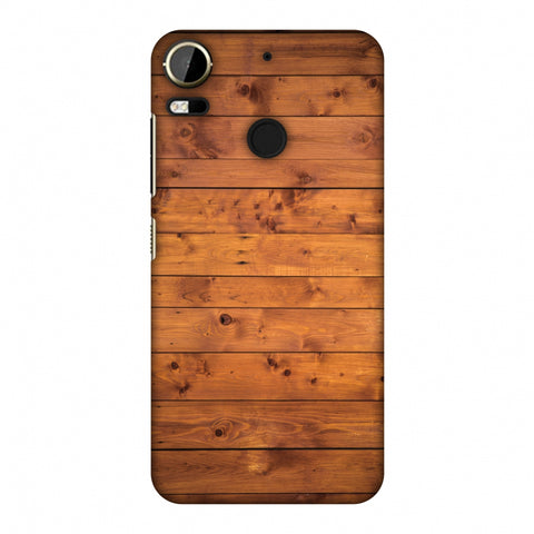 Honey Wood Slim Hard Shell Case For HTC Desire 10 Pro