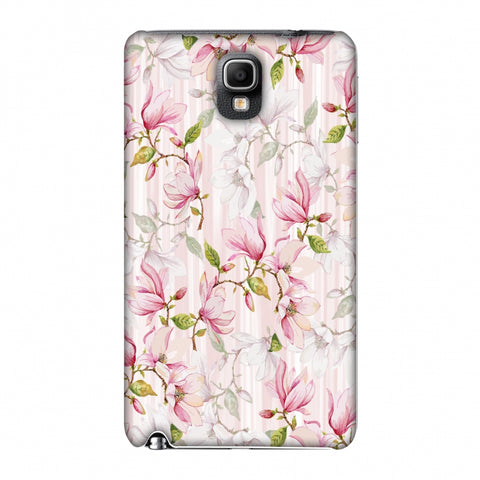 Flowers And Buds - Baby Pink Slim Hard Shell Case For Samsung GALAXY Note 3