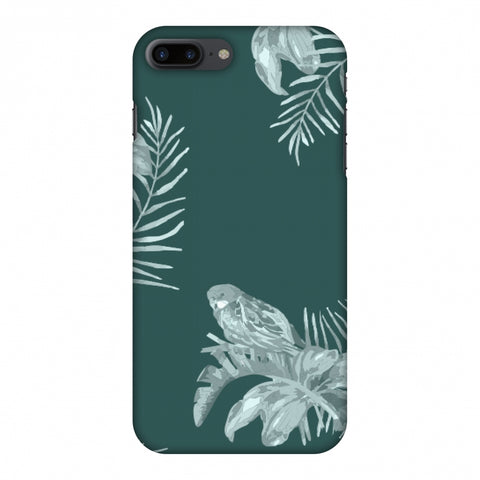 Elements Of Tropical - Teal Slim Hard Shell Case For Apple iPhone 7 Plus