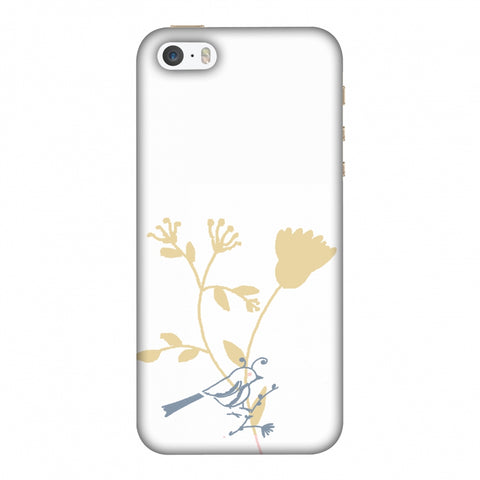The Doodle Birdie Slim Hard Shell Case For Apple iPhone 5-5S