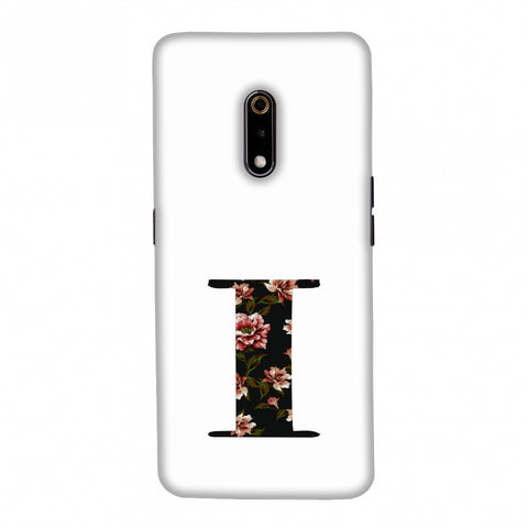 Floral Fill- I Slim Hard Shell Case For Realme X