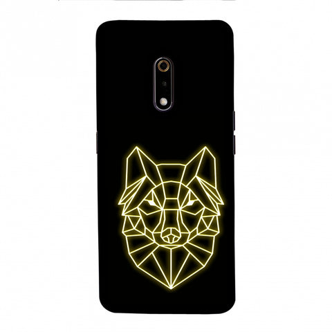 Clever Fox - Ochre Slim Hard Shell Case For Realme X