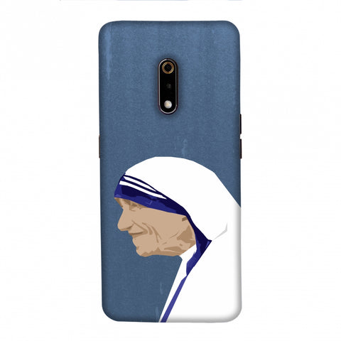Mother Teresa - Portrait Slim Hard Shell Case For Realme X