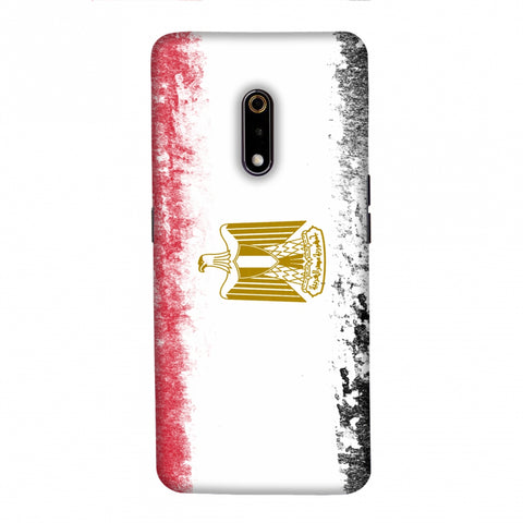 Football - Love For Egypt Slim Hard Shell Case For Realme X