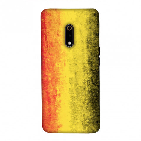 Football - Love For Germany Slim Hard Shell Case For Realme X