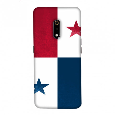 Football - Love For Panama Slim Hard Shell Case For Realme X