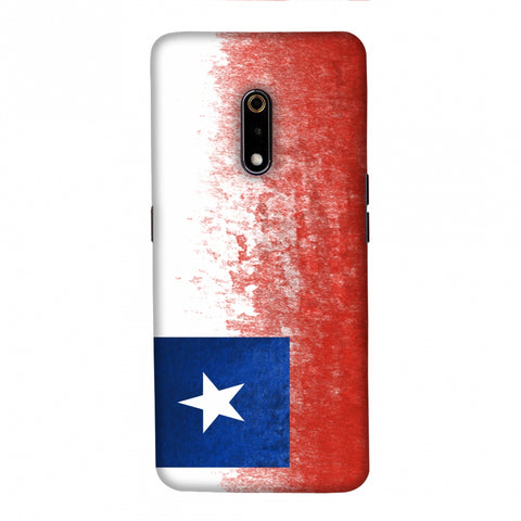 Love For Chile Slim Hard Shell Case For Realme X