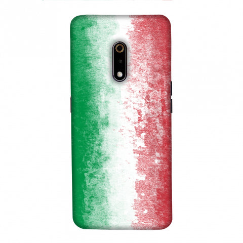 Love For Italy Slim Hard Shell Case For Realme X