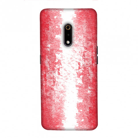 Love For Austria Slim Hard Shell Case For Realme X