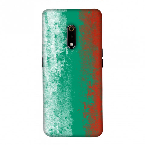 Love For Bulgaria Slim Hard Shell Case For Realme X