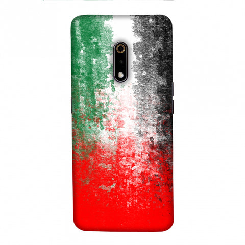 Love For United Arab Emirates Slim Hard Shell Case For Realme X