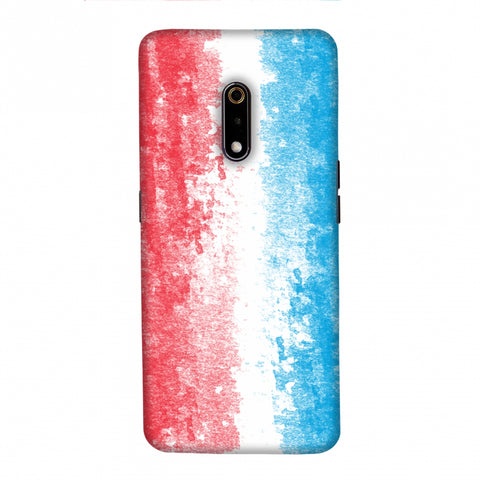 Love For Luxembourg Slim Hard Shell Case For Realme X
