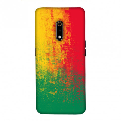 Love For Benin Slim Hard Shell Case For Realme X