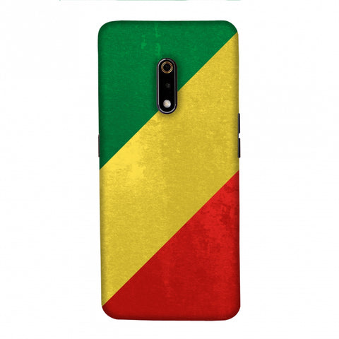 Love For Congo Slim Hard Shell Case For Realme X