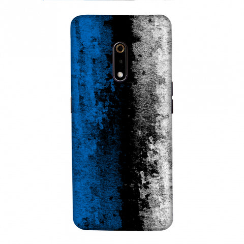 Love For Estonia Slim Hard Shell Case For Realme X