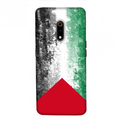Love For Palestine Slim Hard Shell Case For Realme X