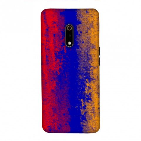 Love For Armenia Slim Hard Shell Case For Realme X