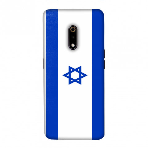 Love For Israel Slim Hard Shell Case For Realme X