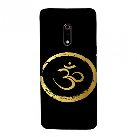 Om Slim Hard Shell Case For Realme X