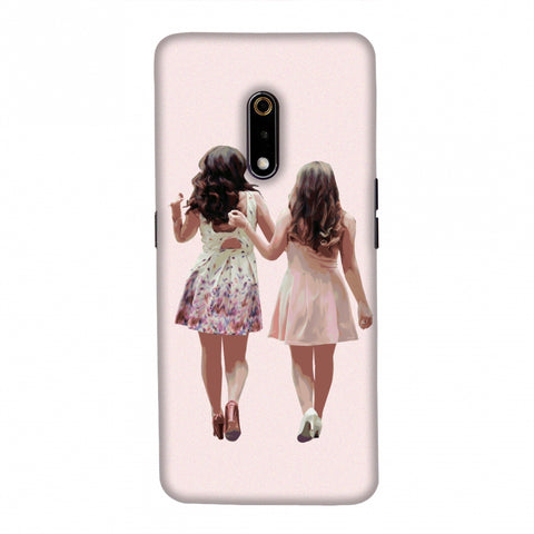 Chick Love Slim Hard Shell Case For Realme X