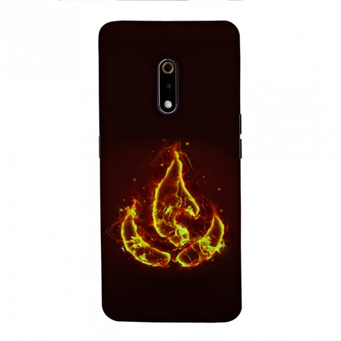 Element - Fire Slim Hard Shell Case For Realme X/OPPO K3