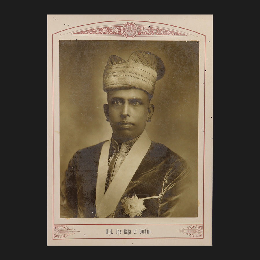 The Raja of Cochin