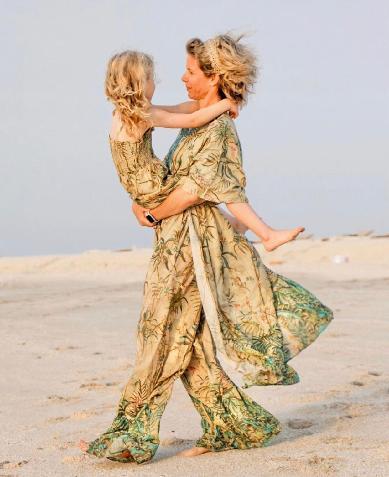 Silky soft cotton Kaftan