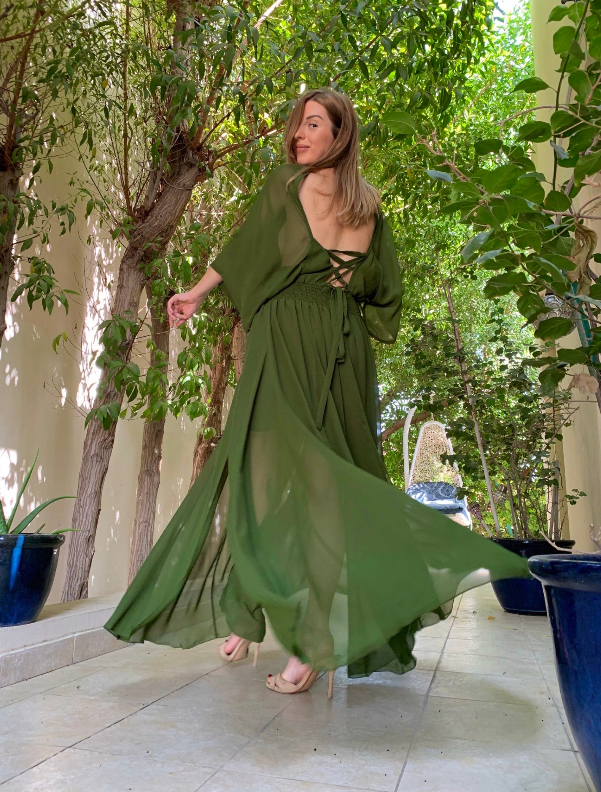 The Goddess Dress in Mother Earth