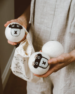Wool Dryer Balls - Goldrick