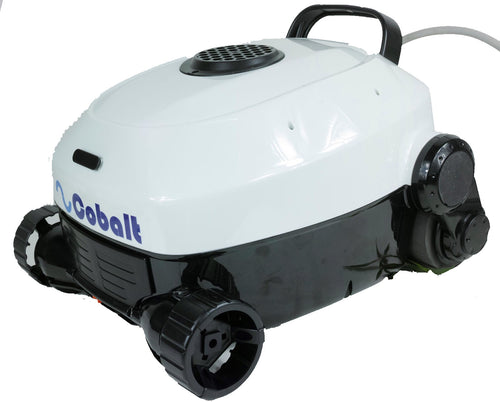 Nu Cobalt NC23 Smart Logic Robotic Pool Cleaner for Above Ground and in ground Pools