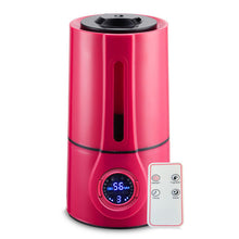 Ultrasonic Essential Oil Diffuser and Air Humidifier with Remote Control (3L)
