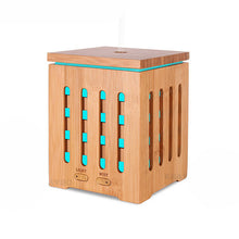 Ultrasonic Essential Oil Diffuser with 7 LED Colorful Lights and Waterless Auto Shut Off (200ml)