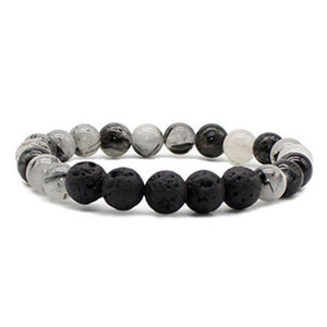 Multi-Style Natural Stone Diffuser Bracelet