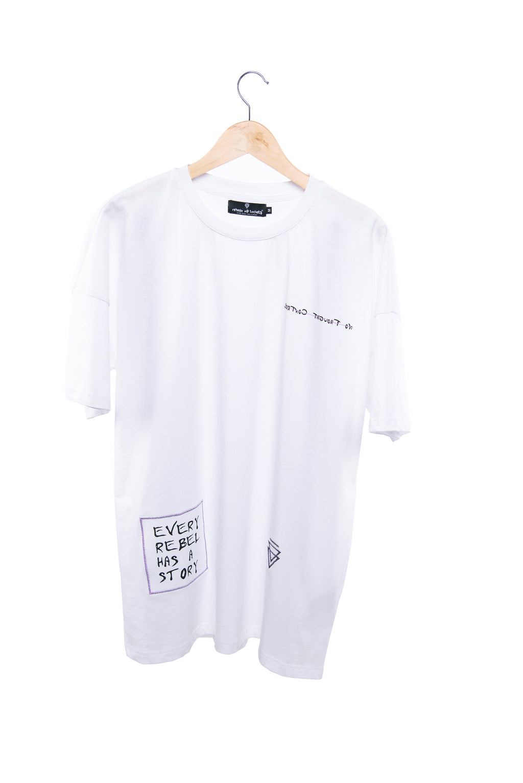 No Thought Control (WHITE)