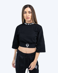 "Cropped ""Every Rebel Has A Story"" Top - WMNS"