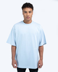 "Faded Blue Sky ""Not So Basic"" Tee [OVS Fit]"