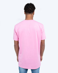 "Pink ""Not So Basic"" Tee [Custom Fit]"