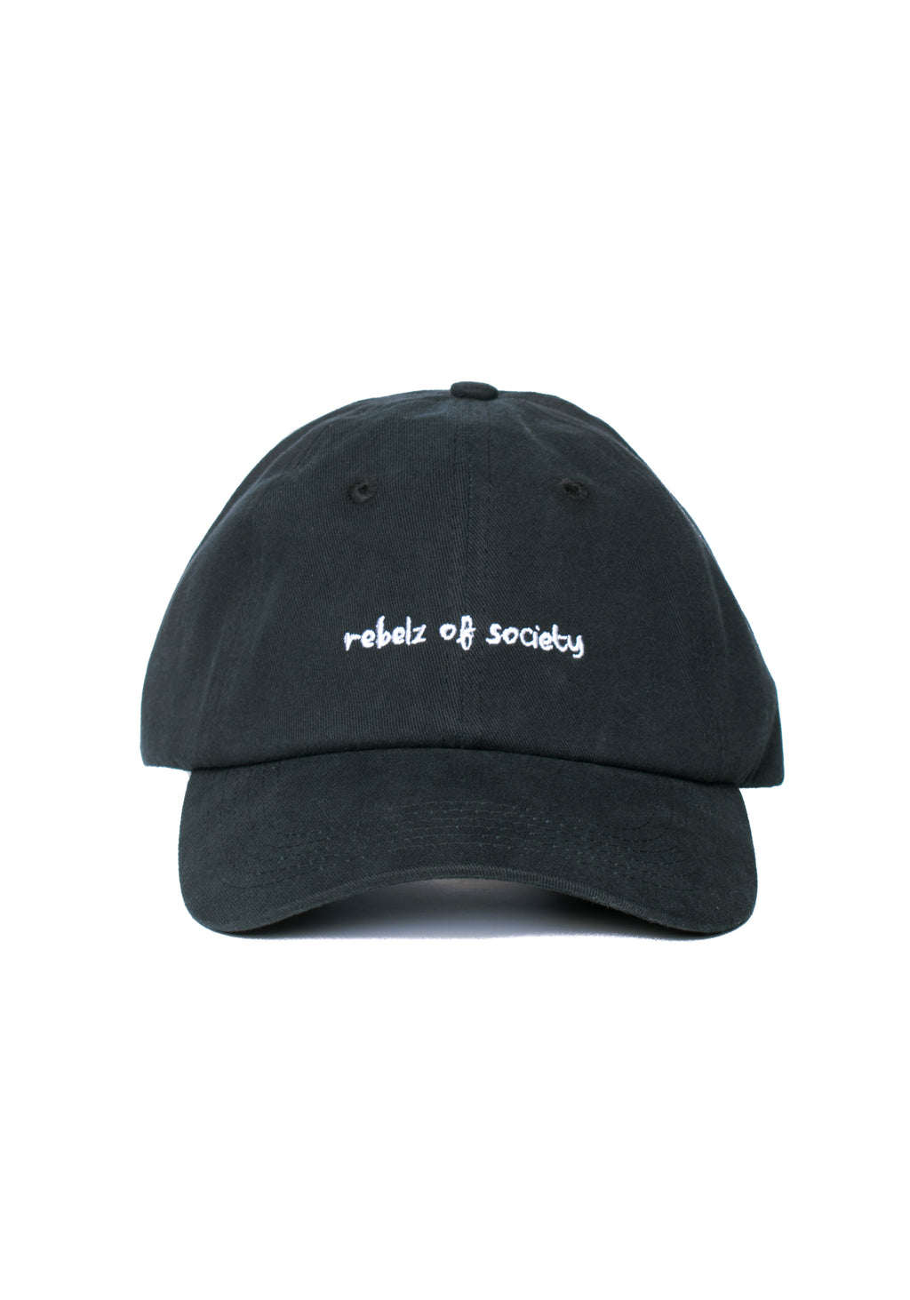 """Rebelz Of Society"" OG Dad Hat"