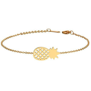 Bracciale donna Pineapple gold