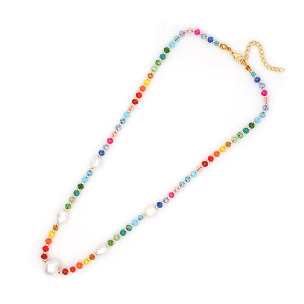 Collana donna Formentera multicolor