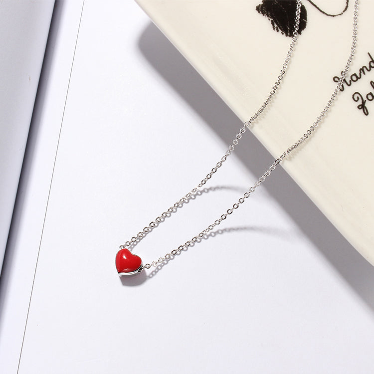 Collana donna Little Heart silver