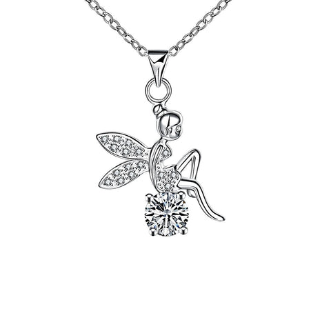 Collana donna Trilly silver
